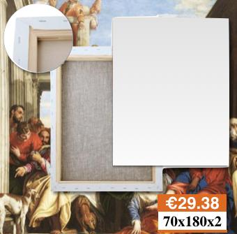 Tele Per Dipingere Bari Misure 70X180