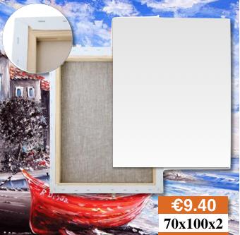 Tele Per Dipingere Maglie Misure 70X100