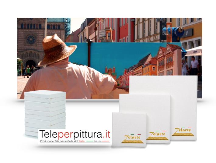 Produzione tela per quadri tele per pittura dipingere prezzi for Quadri facili da dipingere