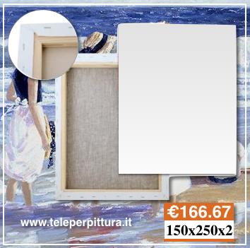 Tele per quadri siena tele per pittura prezzi for Tele quadri