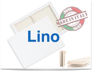 Tele per pittura puro Lino