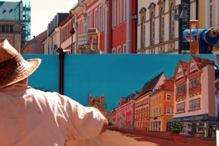 Tele per pittura da dipingere belle Arti