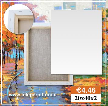 Tele per quadri Padova