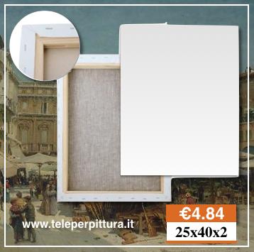 Tele per quadri Verona