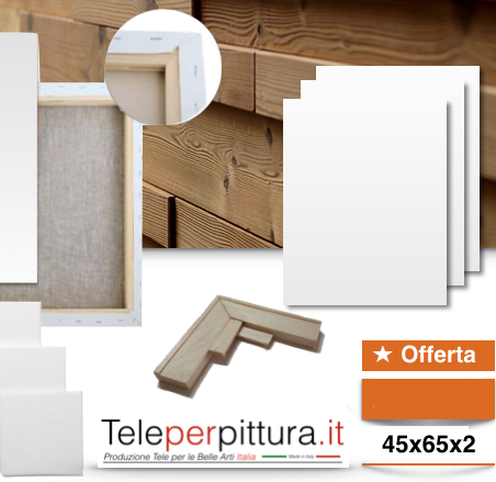 Tele Per Pittori Online
