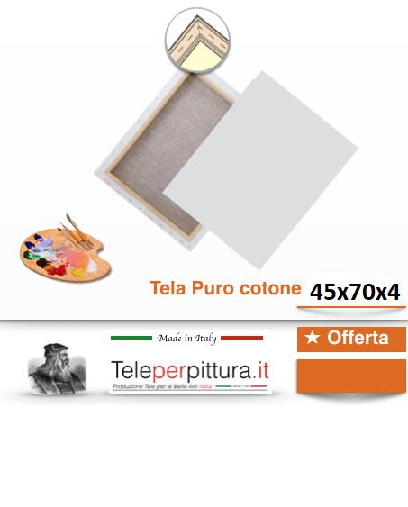 Tele Misure Per Dipingere Savona 45x70 spessore 4cm
