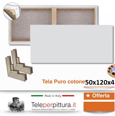 Tele Misure Per Pittura Brescia 50x120 spessore 4cm