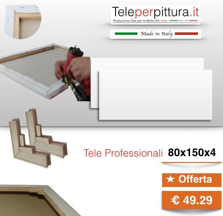 Tele Prezzi Bianche Aosta 80x150 spessore 4cm