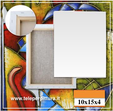 Ingrosso Tele Per Dipingere Prezzi 10x15 spessore 4cm