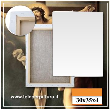 Ingrosso Tele Per Pittori 30X35 spessore 4 cm