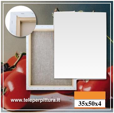 Tela Per Quadri Abruzzo 35x50 spessore 4cm