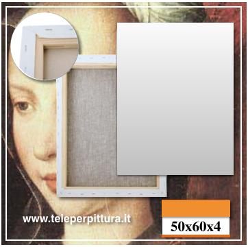 Tela Per Quadri Molise 50x60 spessore 4cm