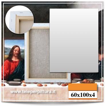 Tela Per Quadri Puglia 60x100 spessore 4cm