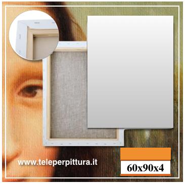 Tele Per Dipingere Firenze 60x90 spessore 4cm