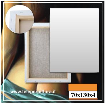 Tele Per Pittori Umbria 70x130 spessore 4cm